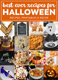 best ever recipes for halloween night yellow bliss road