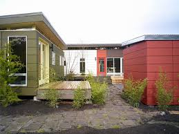 modern shed modern house and exterior house paints