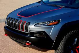 jeep cherokee black with black rims mopar adding huge jeep upgrade options cherokee adventurer