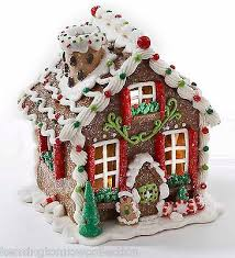 gingerbread house decorations decor