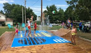 splash pads are the new public pools curbed