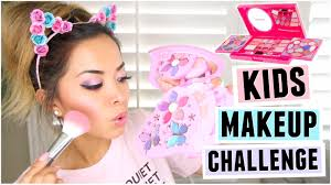 Challenge Up Nose The Craziest Makeup Challenges On Octoly Magazine