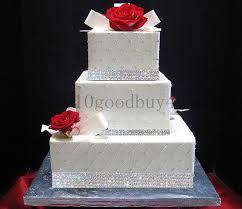 rhinestone cake r2 1 yard 2 rows diamond a rhinestone wedding cake banding trim