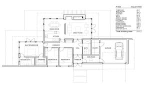 One Storey House Floor Plan by Collection Modern Luxury Floor Plans Photos The Latest