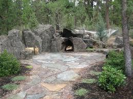 Boulder Landscaping Ideas Oregon Moss Boulders Empire Stone Company