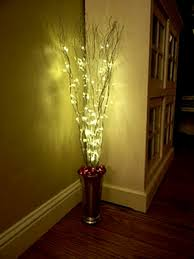 Lights In Vase 50 Beautiful Indoor Christmas Lighting Ideas Pink Lover
