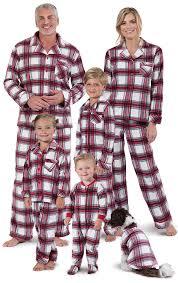 pajamagram brown matching family pajamas green