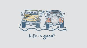 jeep life logo images of life is good logo sc