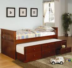 Kids Bedroom Decorating Ideas Banistered Twin Bed Beds With Storage Kids Bedroom Decorating