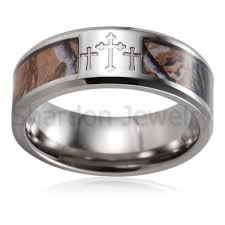 Mens Hunting Wedding Rings by Cheap Titanium Camo Wedding Rings Find Titanium Camo Wedding