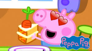 rabbit series peppa pig george catches a cold rabbit series 2 episode 25