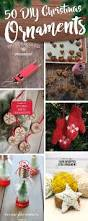 50 diy christmas ornaments turning the x u0027mas tree into a piece of