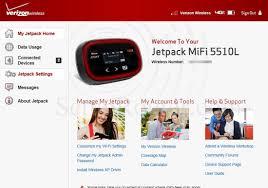 Verizon Coverage Maps Verizon Novatel Mifi 5510l Screenshot Myjetpackhome
