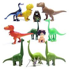 2018 arlo spot the dinosaur miniatures anime pvc