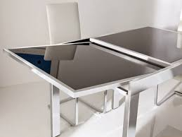 Small Glass Dining Room Tables 36 Expandable Dining Table Ideas Table Decorating Ideas