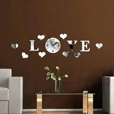 decorative wall clock extra large wall clocks canada