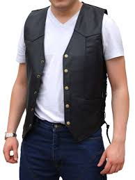 biker waistcoat motorcycle clothing jts biker clothing free uk delivery