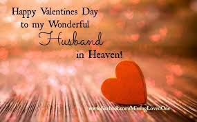 valentines for happy s day to my husband in heaven pictures photos