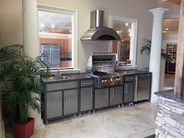 Outdoor Kitchen Grills Challenger Chq5cha Luxury Prefab Outdoor Kitchen With Fire Magic