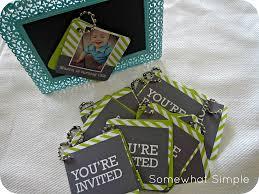 Creative Ideas For Invitation Cards Creative Birthday Invitation Cloveranddot Com