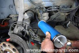 mercedes benz w211 front differential oil change 2003 2009 e320