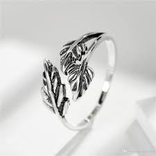 ring of men 925 sterling silver vintage fashion stylish european and american