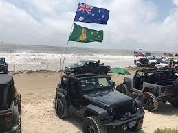 jeep beach 2017 go day 2017 crystal beach bolivar peninsula tx jeep