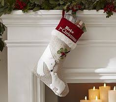 Pottery Barn Kids Stockings Pottery Barn Kids Rudolph Red Nosed Reindeer Christmas Stocking No
