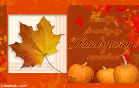 thanksgiving cards thank you greeting cards on thanksgiving from