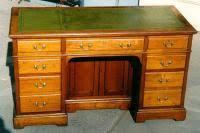 Flat Top Desk Antique Search Page One Of A Kind Antiques Essex Connecticut