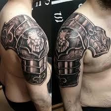 Shoulder Tattoos - best 25 shoulder armor ideas on armor