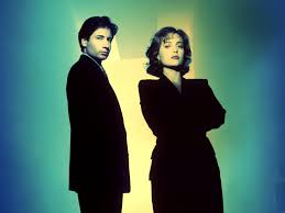 the x files no chic just geek