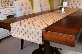 how to make a table runner with pointed ends how to make a table runner with pointed ends lovely how to make a