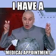 Doctor Appointment Meme - dr appt meme appt best of the funny meme