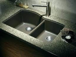 Kitchen Sink Modern How To Caulk A Kitchen Sink And Kitchen Sink Sealant Seal Around