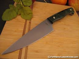 custom made kitchen knives michael zieba chef 6fort henry custom knives