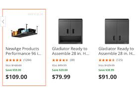home depot black friday 2016 screen shot home depot up to 44 off garage storageliving rich with coupons