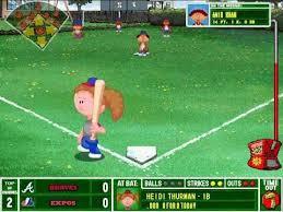 Play Backyard Baseball 2003 Backyard Baseball 2003 Pc Game Download Free Full Version Backyard