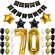 70th birthday party ideas 70th birthday party decorations kit 70th birthday