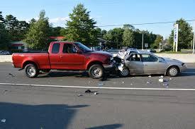 crashed subaru wrx four car crash sends three to area hospitals manchester police