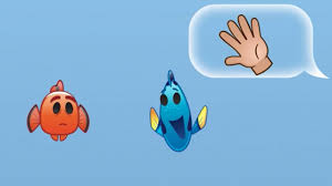 friends emoji we totally heart eyes the u0027finding nemo u0027 as told by emoji video