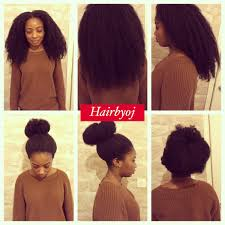marley hair crochet styles shoulder length crochet braids with marley hair and side front