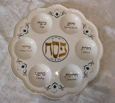 messianic seder plate pesach a celebration of freedom passover beginners guide