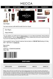 e giftcard mecca gift cards the ultimate gift for every beauty buff