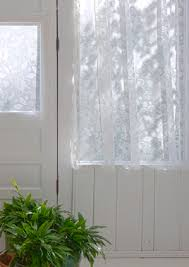 Lace Cafe Curtains Lace Valances And Cafe Curtains Specializing In The