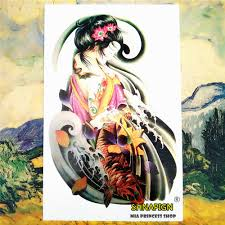 Japanese Designs Online Get Cheap Japanese Style Tattoo Aliexpress Com Alibaba Group