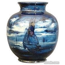 Antique Ceramic Vases Antique Royal Doulton Pottery U0026 Porcelain Price Guide Antiques