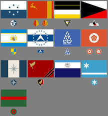 Conutry Flags Strangereal Country U0027s Flags And Roundels By Looneyaces On Deviantart