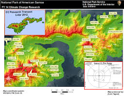 Geological Map Of Usa by National Marine Sanctuary Of American Samoa Gis Data