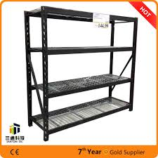 Commercial Wire Shelving by China Black Wire Shelves Commercial Shelving Racks Industry Rack